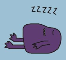Sleepy Monster Tee T-Shirt