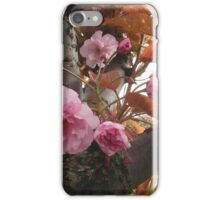 Cherry Tree, Pink Blossoms iPhone Case/Skin
