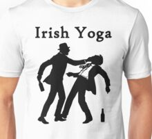 Irish Yoga Unisex T-Shirt