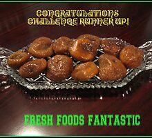 Fresh Foods Fantastic - Runner-up Banner by BlueMoonRose