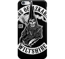 Sons of Azkaban v2 iPhone Case/Skin