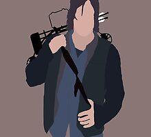 Daryl Dixon by emijanelle