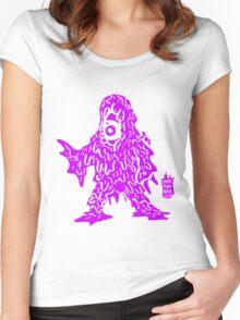 DAIKAIJU COUNTESS - INVERSE Women's Fitted Scoop T-Shirt