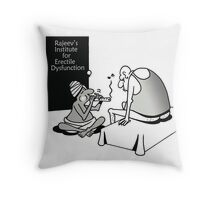 disfunctional Throw Pillow