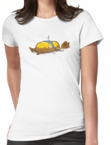 Twinkie the Kid Womens Fitted T-Shirt