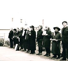 Women in Black by Tahna