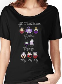 The Wicked Ladies Women's Relaxed Fit T-Shirt