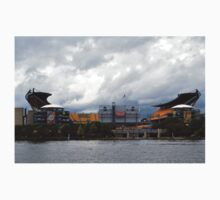 Pittsburgh Tour Series - Heinz Field Baby Tee