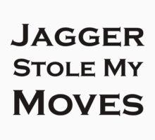 Jagger Stole My Moves by evahhamilton