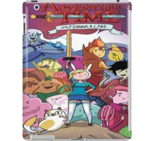Adventure Time Fiona And Cake iPad Case/Skin