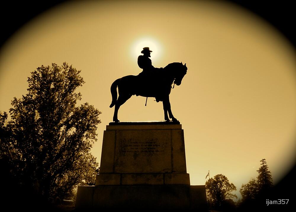 Gettysburg War Memorial by ijam357