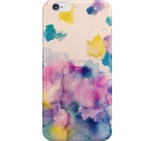 Watercolor : Whimsy  iPhone Case/Skin