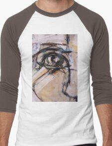 MARINE (detail) Men's Baseball ¾ T-Shirt