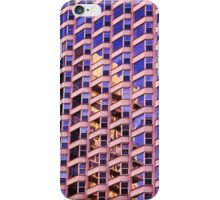 Woven Skyscraper iPhone Case/Skin