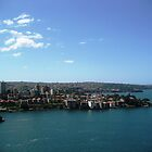Sydney Harbour by LeapingPig