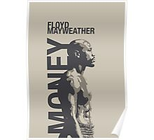 Money Mayweather Poster