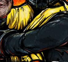 Scorpion-Mortal Kombat Sticker