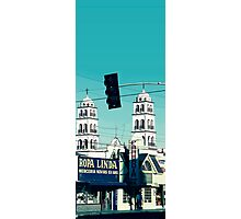 Mexican Street Photographic Print