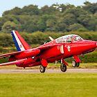 Folland Gnat T.1 XP504 G-TIMM Landing by Colin Smedley