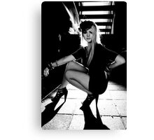 In Vogue Canvas Print