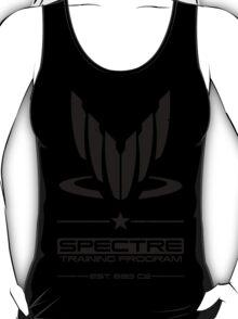 Spectre Training Program - Black T-Shirt