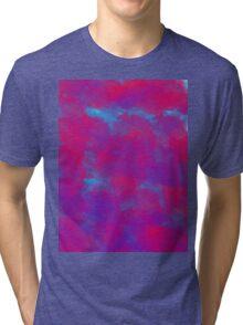 Hipsterflage Tri-blend T-Shirt
