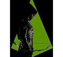Arrow Vigilante Photographic Print