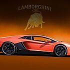 2012 Lamborghini Aventador - Profile by DaveKoontz