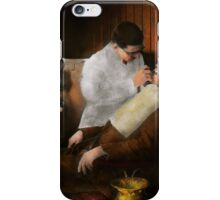 Dentist - An incisive decision - 1917 iPhone Case/Skin