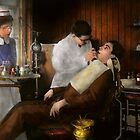 Dentist - An incisive decision - 1917 by Mike  Savad