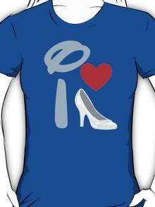 I Heart Cinderella T-Shirt