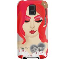 The Heartless Queen Samsung Galaxy Case/Skin