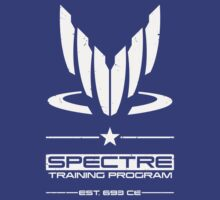 Spectre Training Program - White T-Shirt