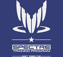 Spectre Training Program - White Tank Top