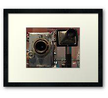 Age Framed Print
