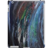 The malevolent force of evil iPad Case/Skin