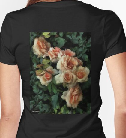 Glorious Octet Womens Fitted T-Shirt
