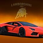 2012 Lamborghini Aventador - Pass Side by DaveKoontz