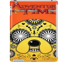 Adventure Time Logo iPad Case/Skin