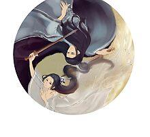 Amazing Ying Yang Art ! by rootstock