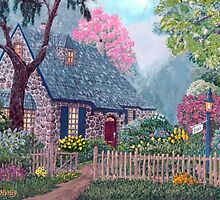 Essex House Cottage by Ave Maria [Cosgriff] Hurley