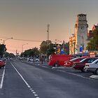 Yarrawonga Main Street by David Hunt