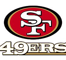 San Francisco 49ers by miscojones