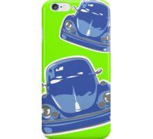 Big Blue iPhone Case/Skin