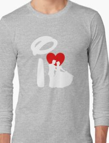 I Heart Happily Ever After (Inverted) Long Sleeve T-Shirt