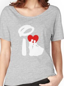 I Heart Happily Ever After (Inverted) Women's Relaxed Fit T-Shirt