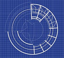 Blueprint Prototype Shield by ConcreteBalloon
