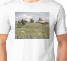 Wild Horse Herd Unisex T-Shirt