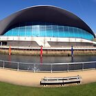 The London Aquatics Centre II by John Gaffen