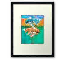 Splendiferous Framed Print